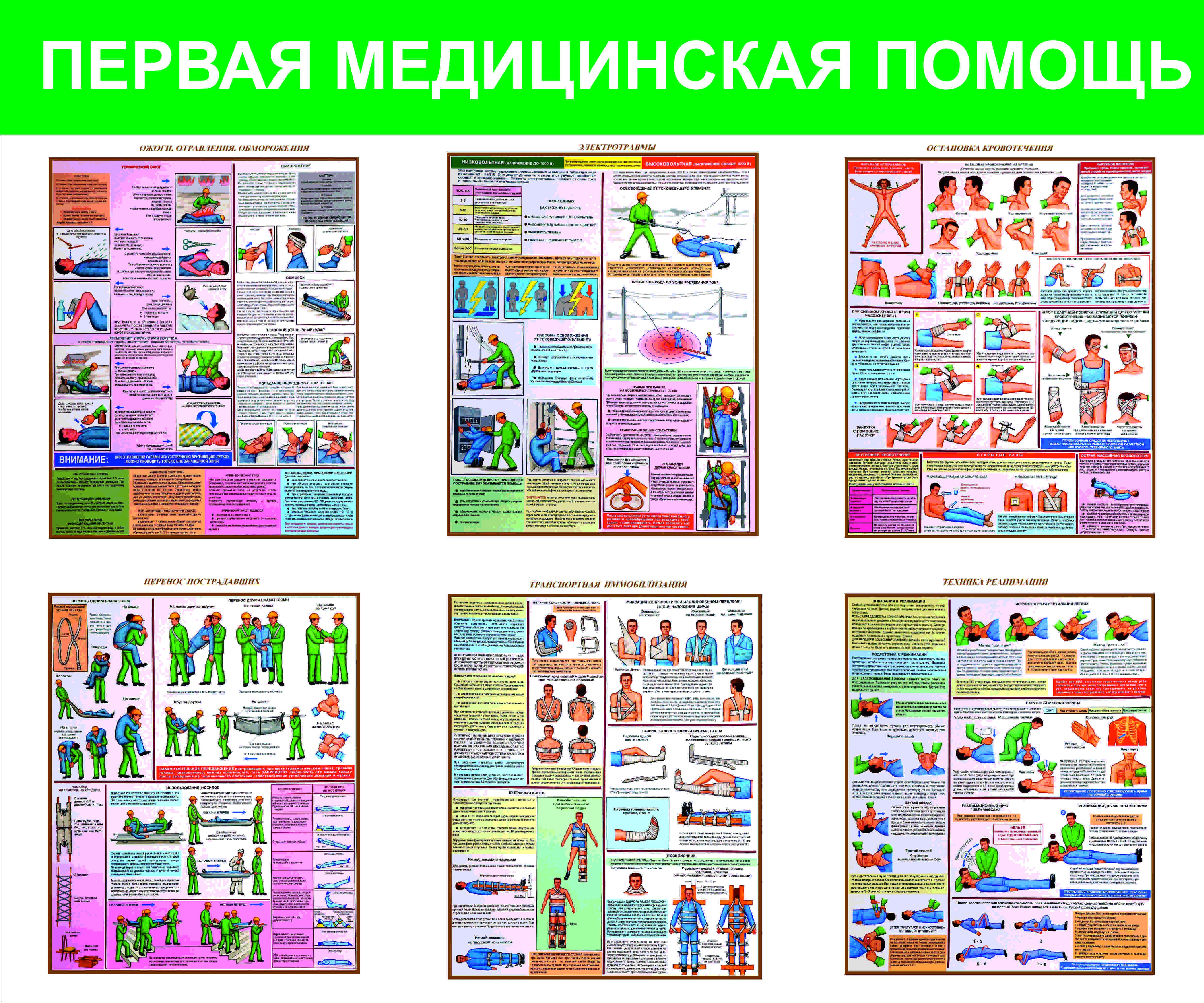 Инструкция по охране труда в медицинских учреждениях